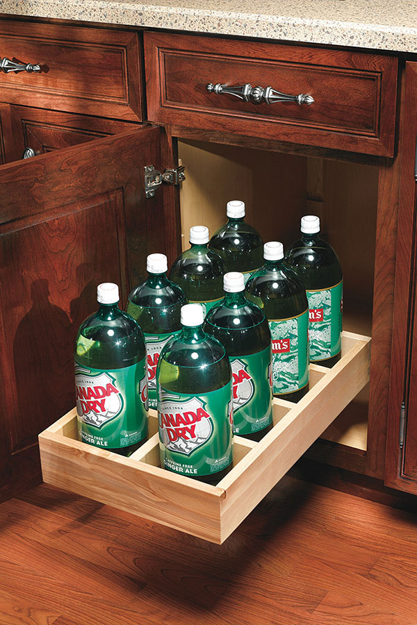 Base Bottle Storage Cabinet