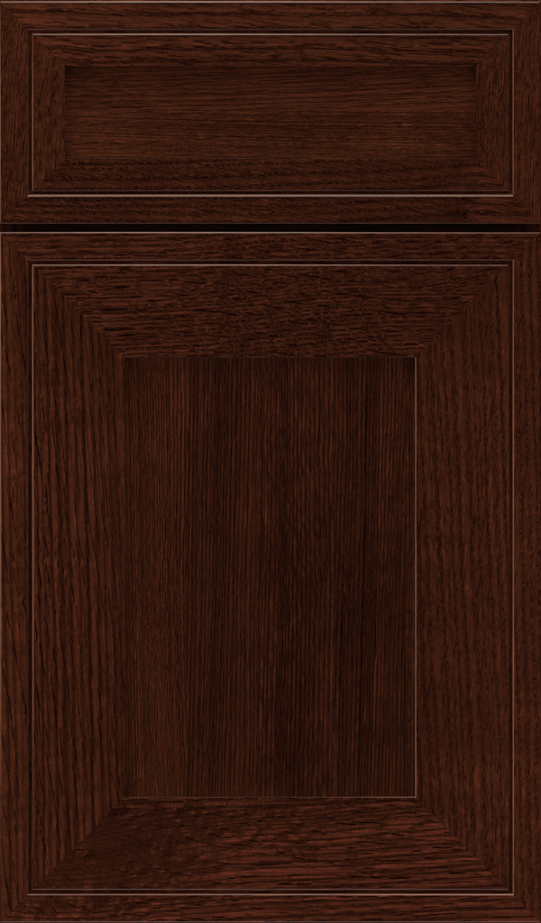 airedale_5pc_quatersawn_oak_shaker_style_cabinet_door_malbec