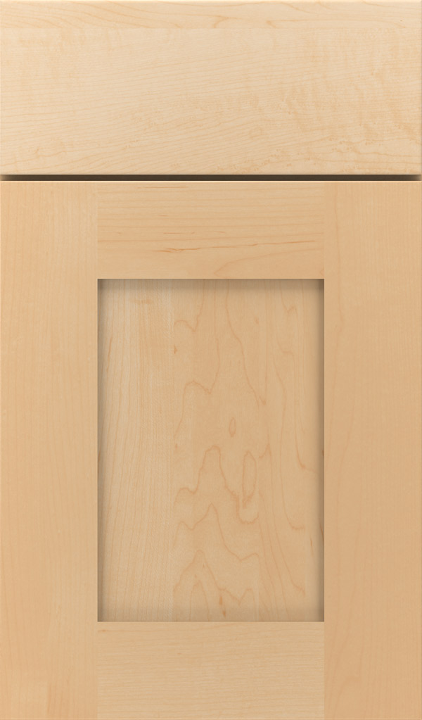 Artisan Maple Shaker Cabinet Door in Natural