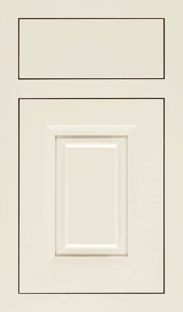 Hawthorne Maple Inset Cabinet Door in Chantille