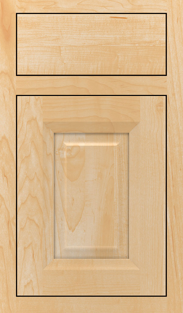 Hawthorne Maple Inset Cabinet Door in Natural