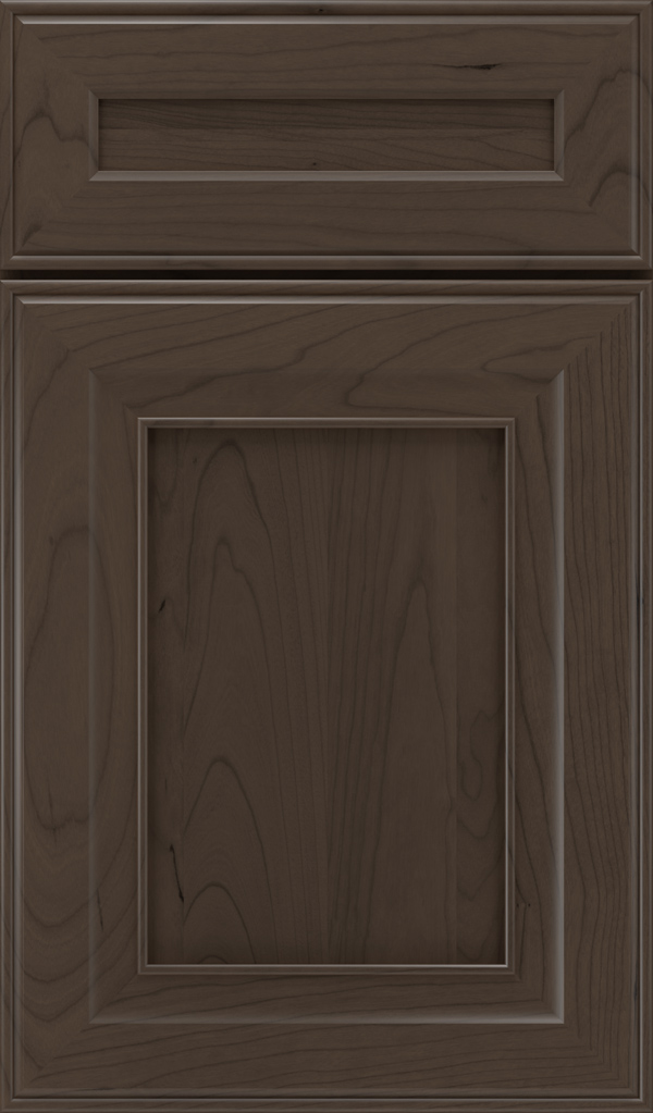leyden_5pc_cherry_flat_panel_cabinet_door_shadow