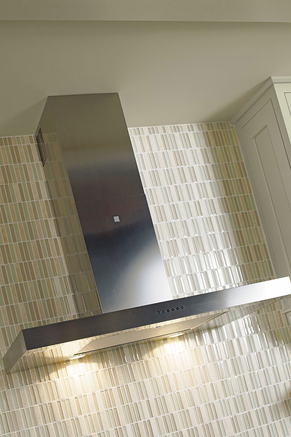 Stainless Steel Range Hood Square