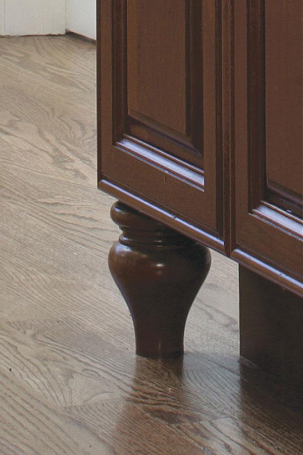 Tulip Cabinet Foot